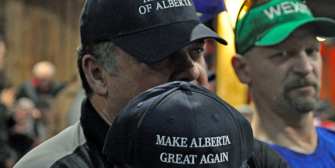 Conspiracy Theorists Want To Carve Their Own Country Out Of Canada