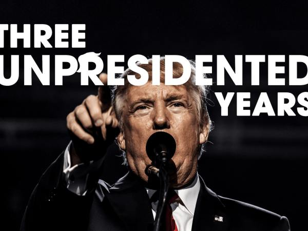Your Guide To Every Day Of Trump's First 3 Years As President