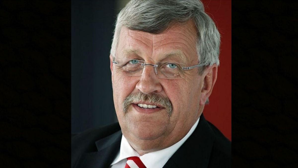 Dr. Walter Lübcke [Credit: RP Kassel]
