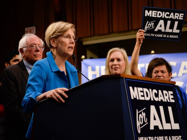 Medicare For All Vs. Public Option