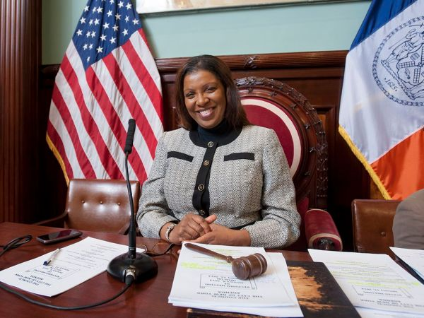 Who Is Letitia James? (Record & Background)