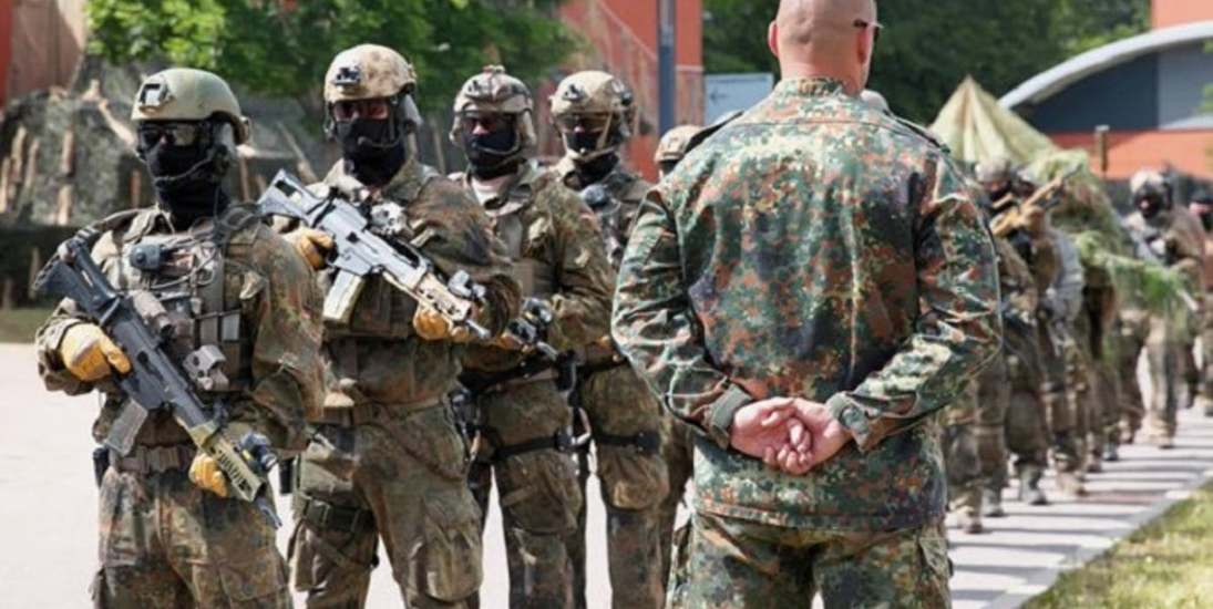 Militaries Around The World Have A Neo-Nazi Problem