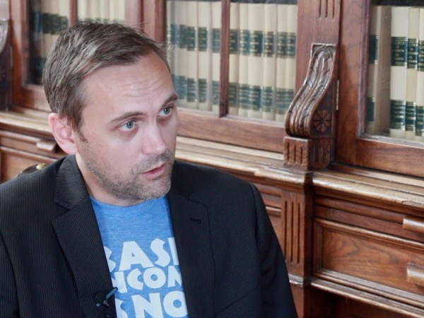 Interview: Scott Santens Explains Unconditional Basic Income