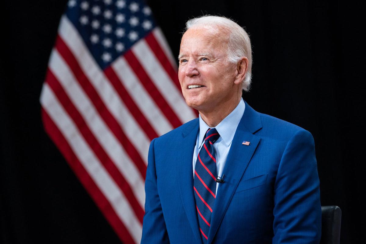 Official Portrait of the 46th United States President, Joe Biden – January 2021 (White House)