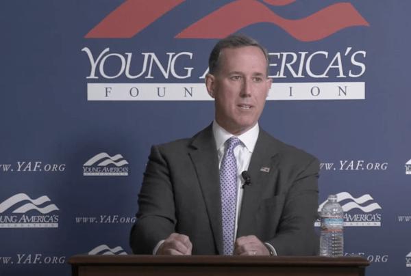 Debunking Rick Santorum's Racist Lies About Native Americans