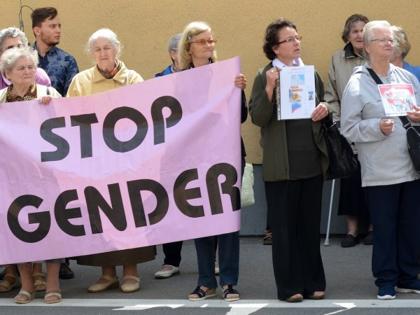 Is It Possible To Reason With Anti-Genderists?