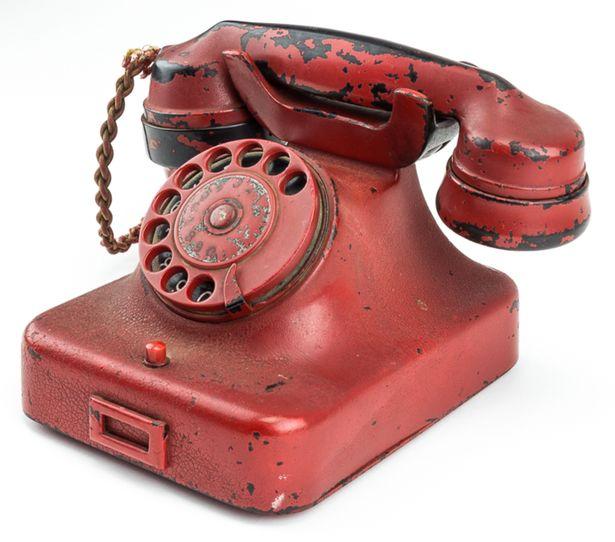 Hitler's Telephone