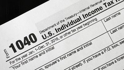 Trump 2005 tax return