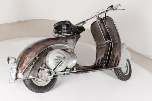 Piaggio - Vespa 98 cc - Serie 0 - 1946_3