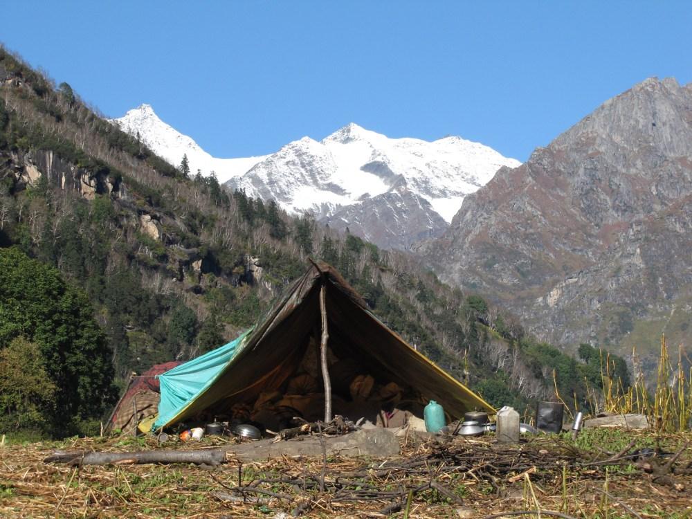 Trekking in Himalayas - Bara Bhangal expedition (5/6)