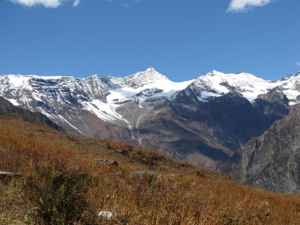 Trekking in Himalayas - Bara Bhangal expedition (6/6)