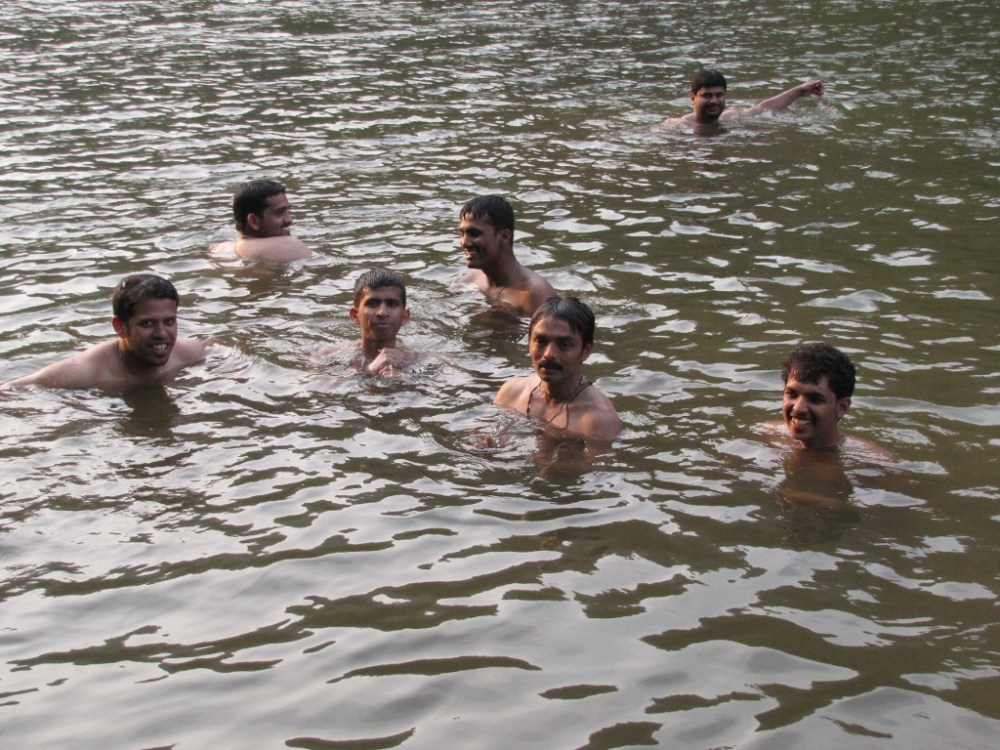 Trek from Jenukallu Gudda to Shivaganga falls (5/6)