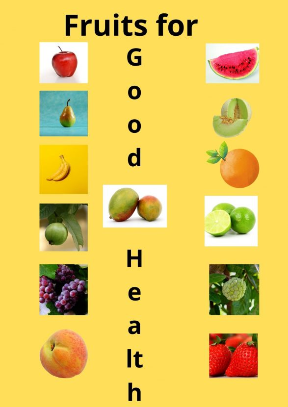 Fruits for health-Part 1