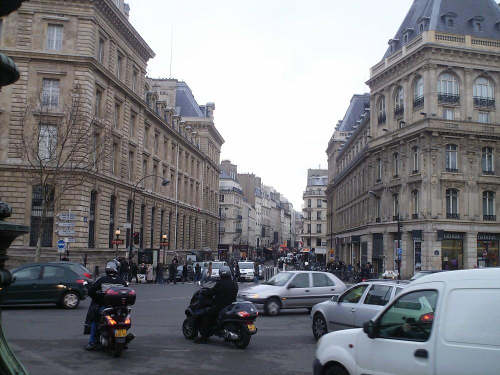 París: El Louvre y la ciudad. (2/6)