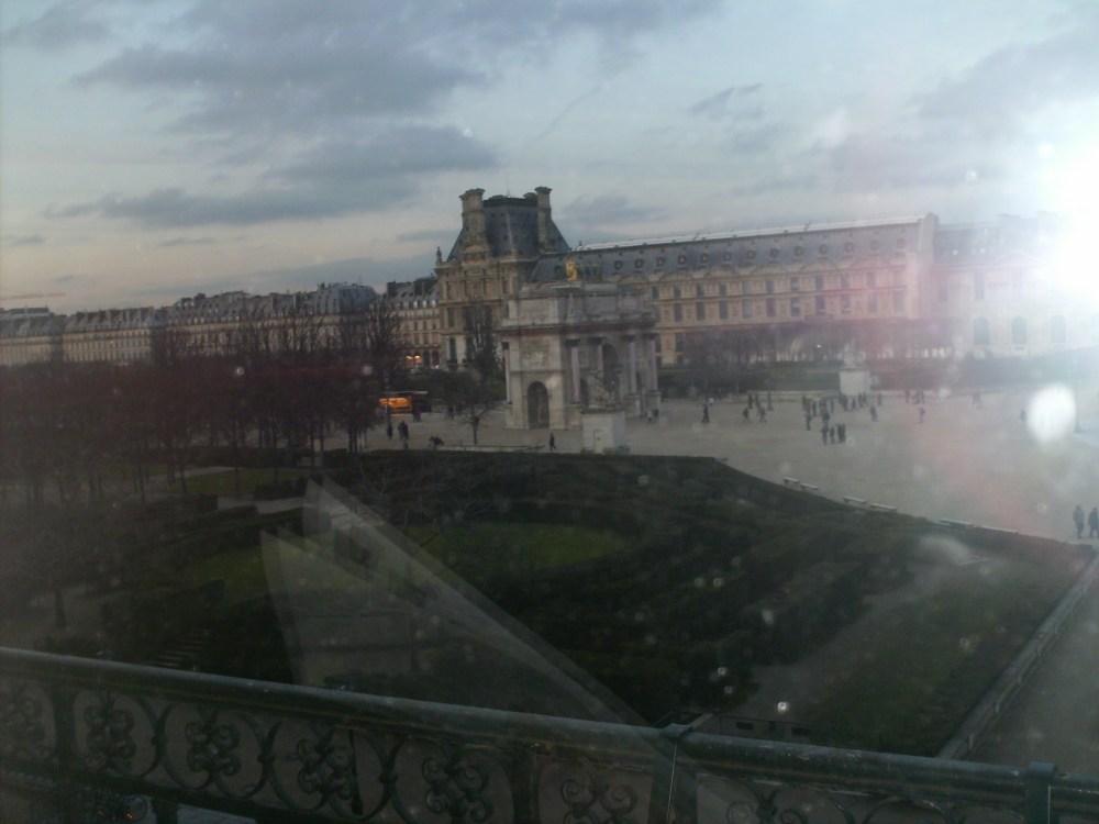 París: El Louvre y la ciudad. (3/6)