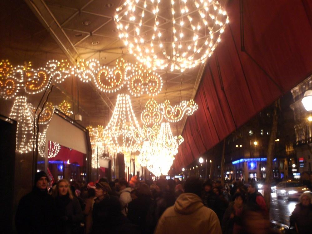 Navidad en París y Père-Lachaise 2 (1/6)