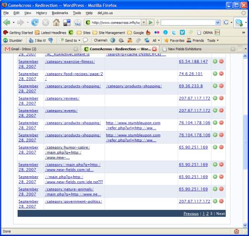 SQL injection hacker - 404 log entries