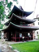 The Chi Psi U Pagoda