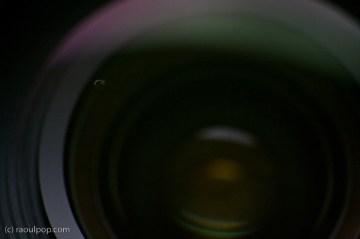 EF 24-105mm contaminated lens