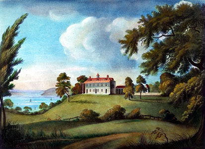 Mount Vernon by Francis Jukes
