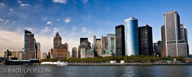 South Manhattan, New York, USA.