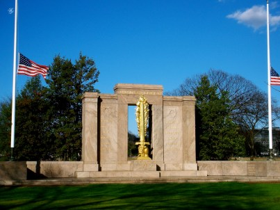 World War I Memorial, Washington, DC, USA.