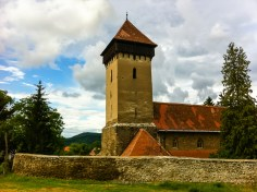 Fortified church
