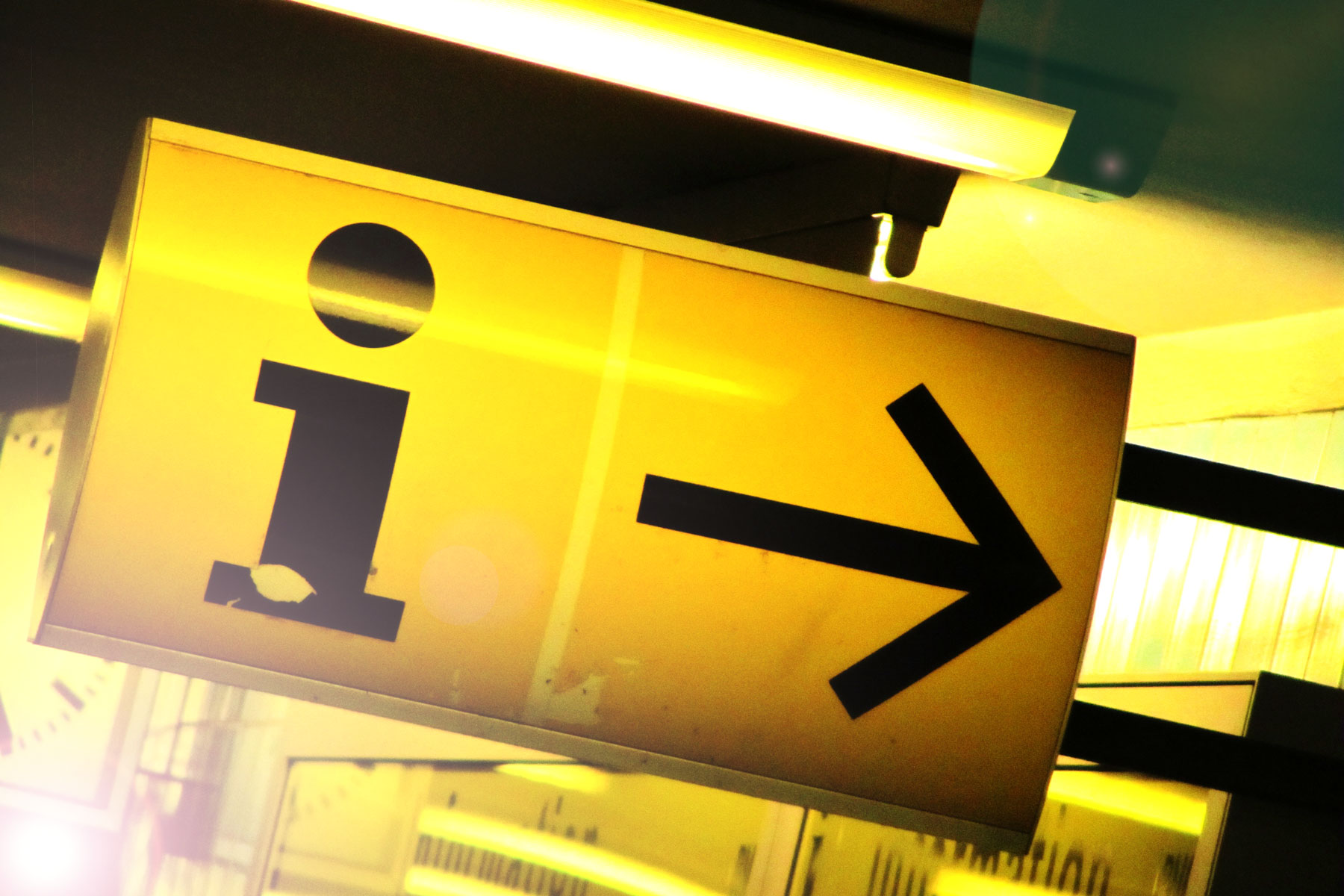information arrow CRM Strategy