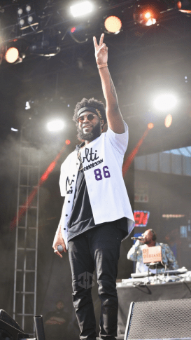 Big Krit at OMF18 Sat 2