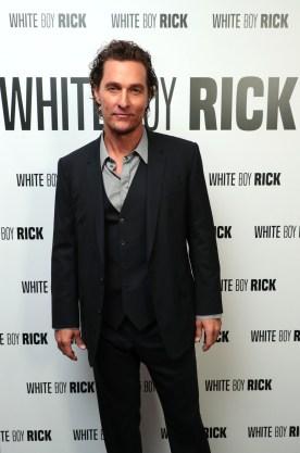 Las Vegas, NV - April 23, 2018: Matthew #WhiteBoyRick