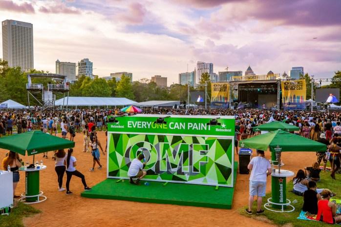 Heineken at OMF18 Sat 4