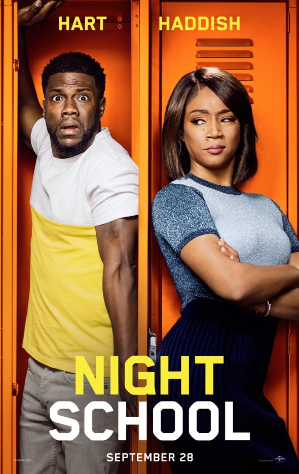 Night School Tiffany Haddish Kevin Hart