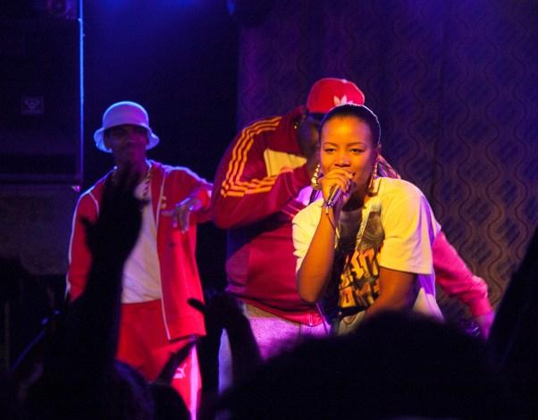 roxanne roxann on stage