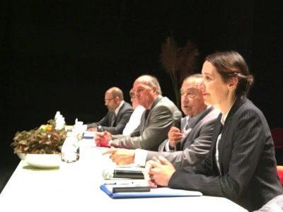 Conférence des territoires à Jonzac