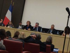 Visite de Muriel Pénicaud lors de la réunion LaREM