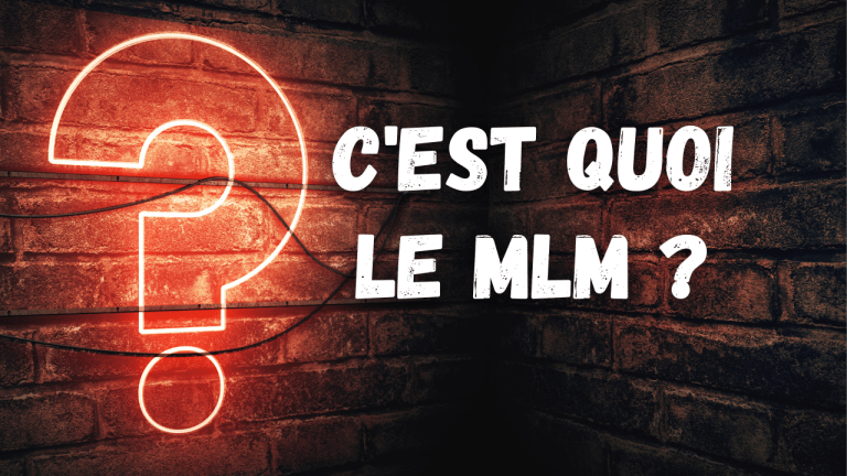 C'est quoi le MLM, marketing de réseau, marketing relationnel ?