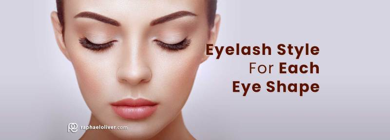 Eyelash Style For Each Eye Shape