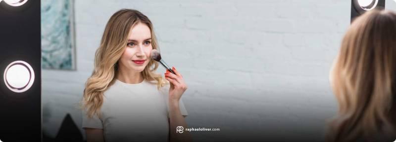Cómo convertirse en una maquilladora profesional paso 02