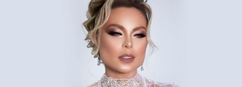 Quais pigmentos usar na maquiagem para noivas? | Foto e Maquiagem: Raphael Oliver