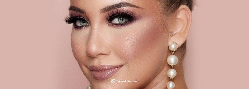 maquiagem dos olhos para noivas