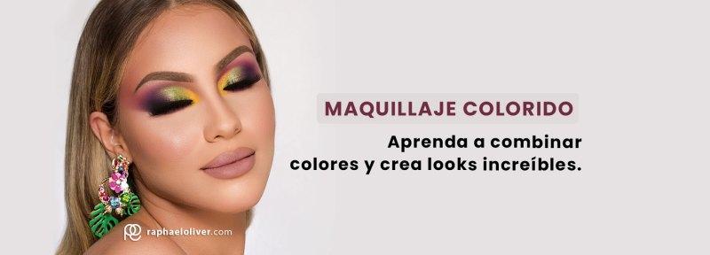 Como combinar colores en maquillaje de ojos - Raphael Oliver