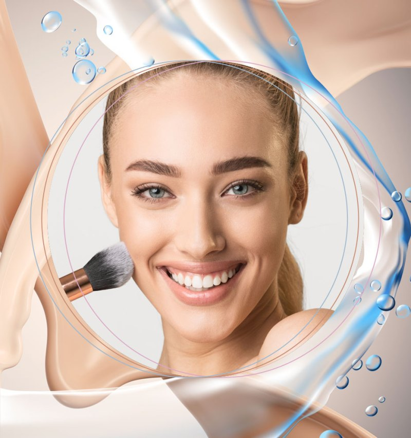 how to make a resistant and waterproof a skin makeup 07