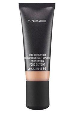 Pro Longwear Mac Base, matte finish base and very water resistant.