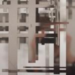Bild von der Spiegelkunst beim Olympus Playground