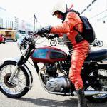 Oldtimershow Fotografie Thun Motorrad