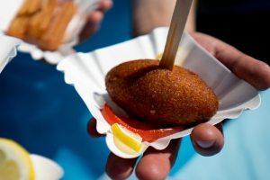 Streetfood-Festival in Bern