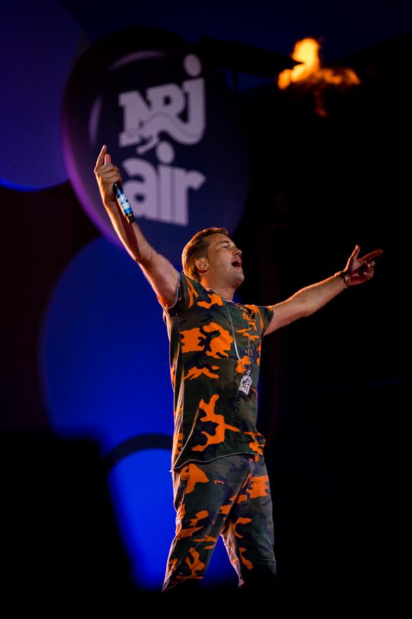 DJ Antoine am Energy Air 2016 - Feuer