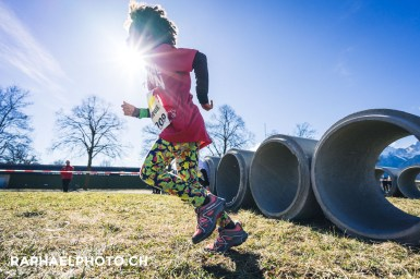 Kinderlauf vom Survivalrun in Thun
