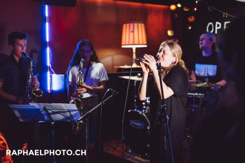 Flavourous - A swiss Jazz-Funk Band based in Bern