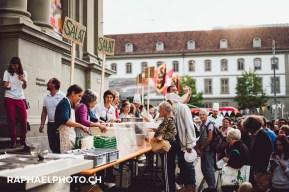 Foodsave Bankett Bahnhof Bern 2017-5